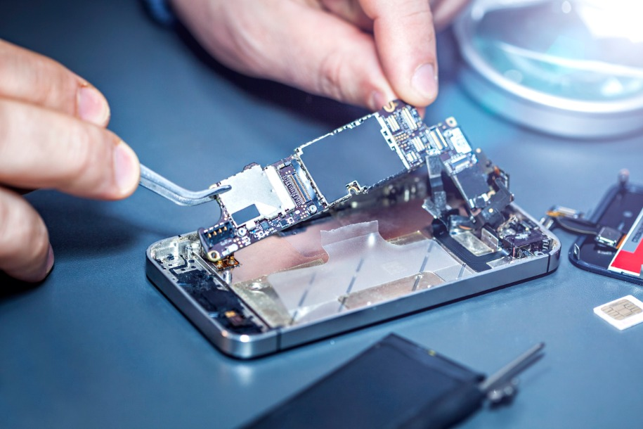 fixing mobile