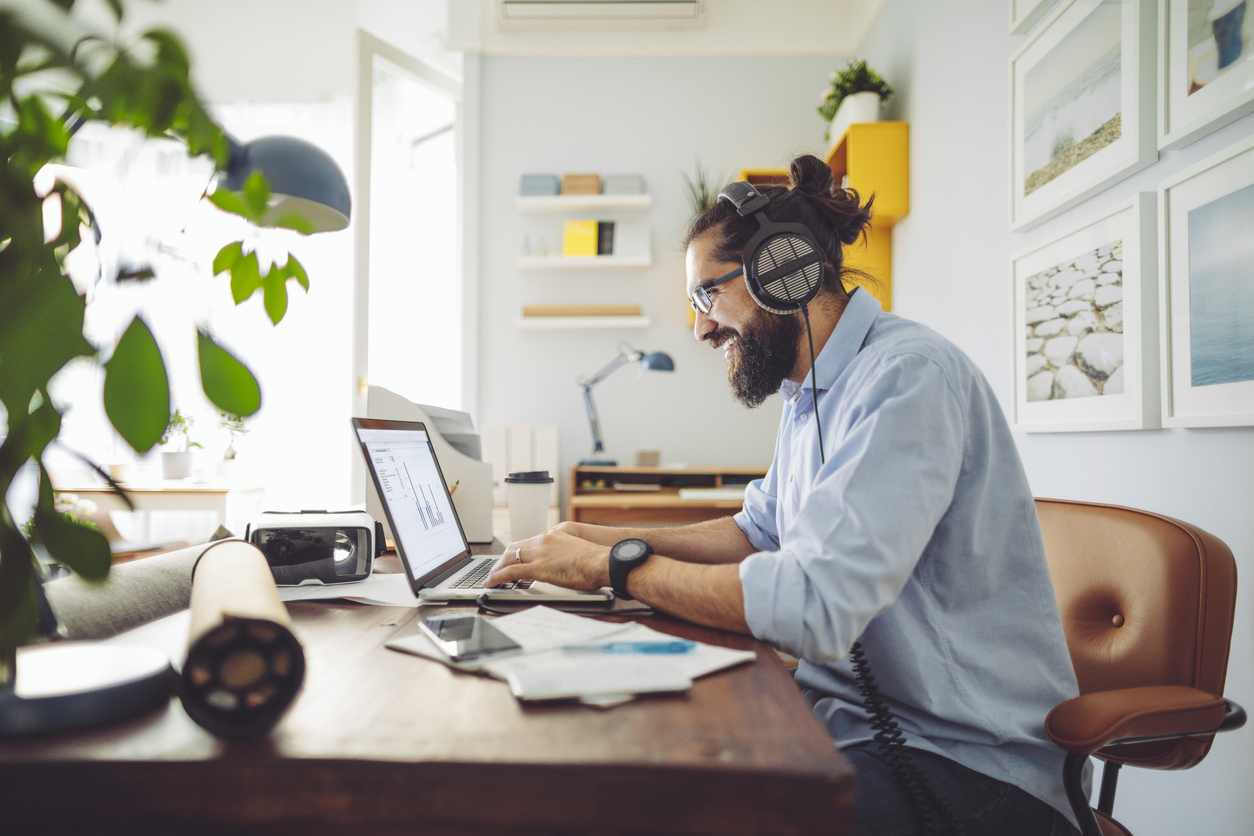 How to upskill while working from home